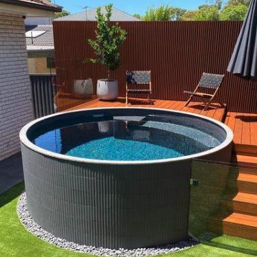 Round Pool Large